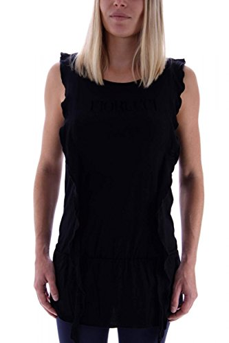 fiorucci-t-shirt-femme-noir-x-small