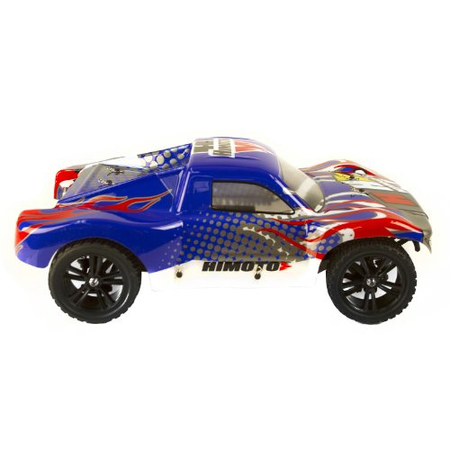 Himoto Racing 1/10 Spatha 4Wd Rtr Rc Sc Truck