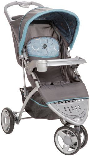 Cosco Juvenile 3 - Ease Stroller Rings)