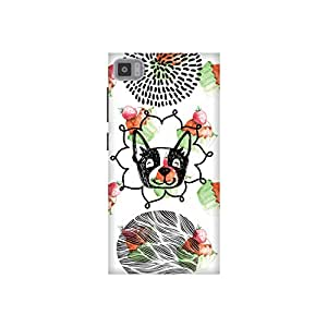 The Racoon Grip Pupcakes hard plastic printed back case / cover for Xiaomi Mi3