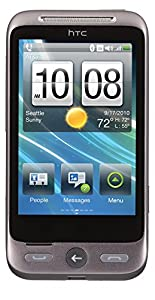 HTC Freestyle Unlocked GSM Brew MP OS Touchscreen Smartphone - Gray