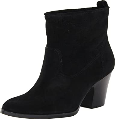 Ivanka Trump Women's Tiffany Boot,Black Suede,6 M US