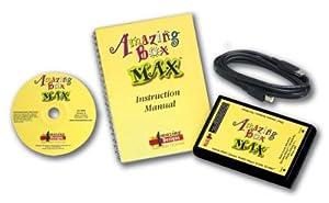 Amazing Designs Max Embroidery Transfer Box Software Rewritable Bernina Art Pfaff Pcs Card by Amazing Designs