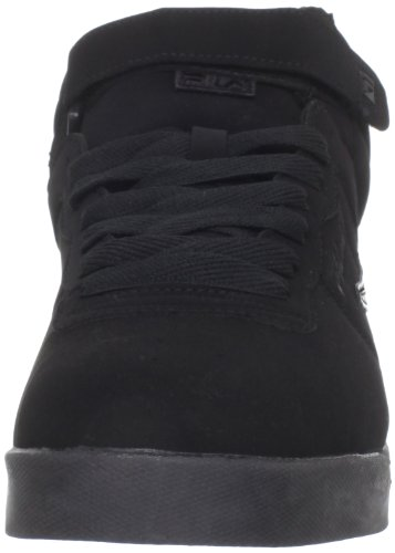 Fila Men's Vulc 13 Sneaker,Triple Black,10.5 M US