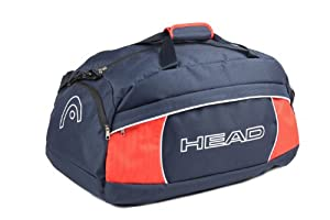 Head Nevada Holdall Bag - Navy/Orange