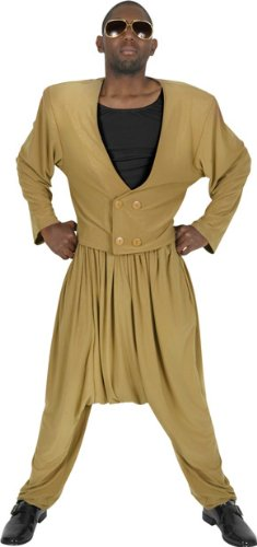 Adult Men's Mc Hammer Halloween Costume