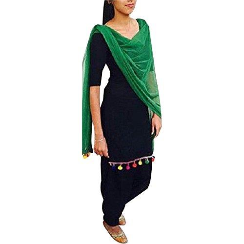 ethnic-bazaar-black-patiala-suit-dress-material