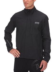 Gore Bike Wear Mens Path II Jacket - Black, Small