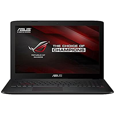 Asus GL552JX-CN316T 15.6-inch Laptop(Core i7 4750HQ/8GB/1TB/Windows 10/Nvidia GeForce GTX 950M Graphics), Black
