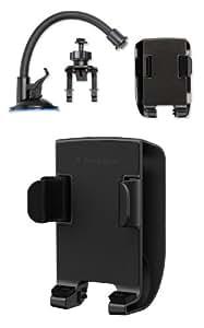 Kensington K39255US SoundWave Sound-Amplifying Car Mount--Compatible with iPhone 4-Black