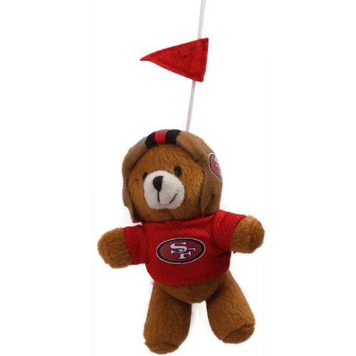 Amazon.com : NFL San Francisco 49ers Mini Plush Football Mobile Mascot