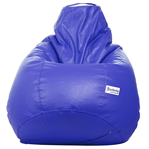 Excel Bean Bag Cover XXXL Blue  available at amazon for Rs.699