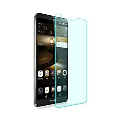 Heartly Imak 9H Hardness Anti Explosion 0.3mm Tempered Glass 2.5D Arc Edge Screen Guard Protector For Huawei Ascend Mate 7