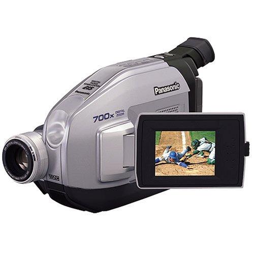 vdowall panasonic pv l354 vhs c camcorder w 20x optical zoom. Black Bedroom Furniture Sets. Home Design Ideas