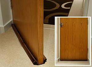 Amazon Com Twin Draft Guard For Doors Amp Windows Up To