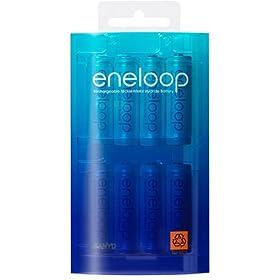 SANYO eneloop ニッケル水素電池 単3形