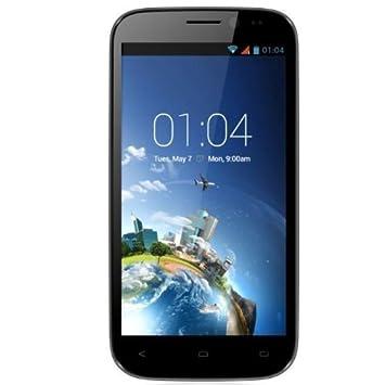 Kazam Trooper X5.0 Smartphone débloqué (5 pouces - 4 Go) Noir (import Espagne)