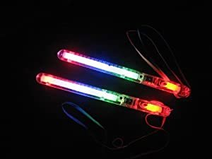 LED LIGHTSTICK, MULTI-FUNCTION, 7 LIGHT MODES