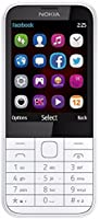 Nokia 225 Telefono Cellulare, Marchio TIM, Bianco [Italia]