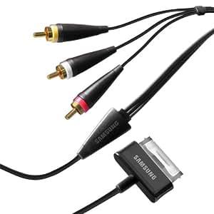 Samsung ECC1TP0BBEGSTA Galaxy Tab TV Out Cable