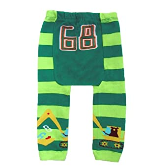 Baby - Toddler Unisex Trousers / Leggings - Tractor