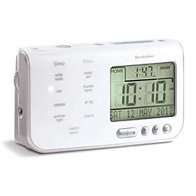 Travel Tranquil Moments Alarm Clock Sleep Sounds Machine