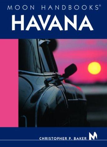 Moon Handbooks Havana