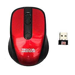 TRICOM Wireless Branded Mouse