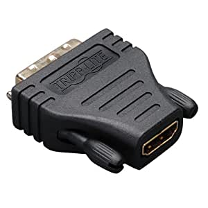 Tripp Lite HDMI to DVI Cable Adapter HDDVI (HDMI-F to DVI-D-M)(P130-000)