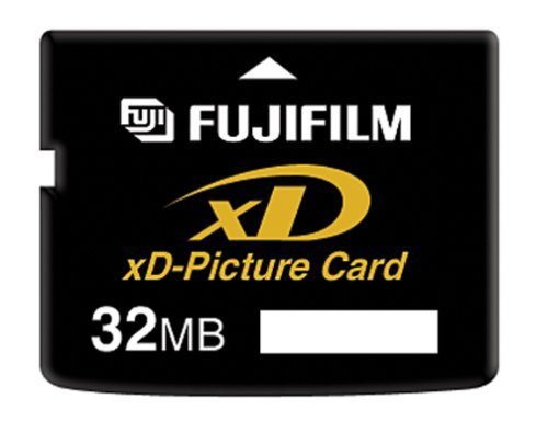 Fuji 32MB xD Picture Card