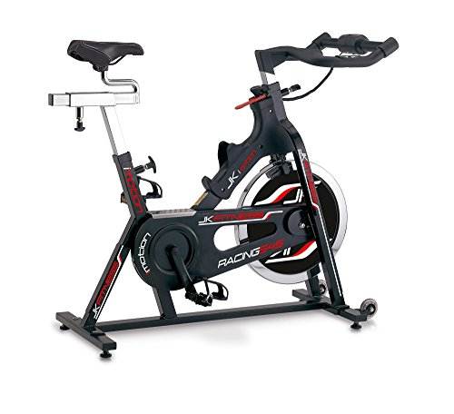 JK Fitness JK545 Indoor Cycle, Nero