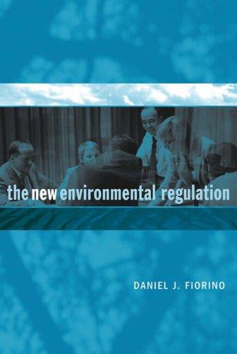 The New Environmental Regulation
