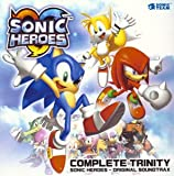COMPLETE TRINITY/SONIC HEROES ORIGINAL SOUNDTRACK(CCCD)