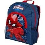 Ultimate Spiderman Backpack with Adju...