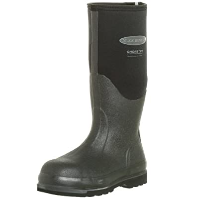 The Original MuckBoots Adult Chore Hi Boot Steel Toe