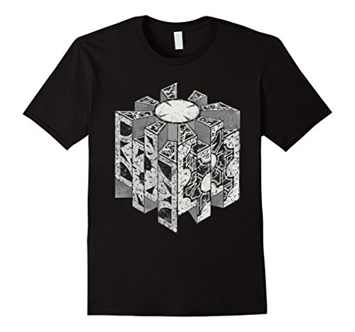 [Men's Best gift Halloween: Hellraiser Puzzlebox t-shirt 2016 XL Black] (Hellraiser Woman Costume)