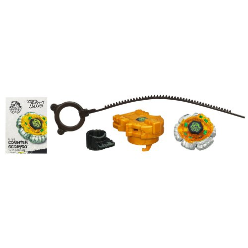 Beyblade Metal Masters Counter Scorpio