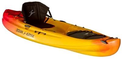 Ocean Kayak 11-Feet Caper Classic Recreational Sit-On-Top Kayak