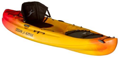 Ocean Kayak Caper Classic Recreational Sit-On-Top Kayak, Sunrise