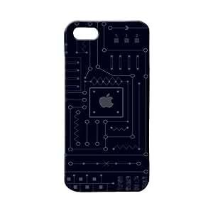 BLUEDIO Designer 3D Printed Back case cover for Apple Iphone 4 / 4S - G1987