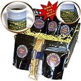 Danita Delimont - Seychelles - Seychelles, Mahe Island, communications towers-AF39 WBI0140 - Walter Bibikow - Coffee Gift Baskets - Coffee Gift Basket