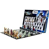 Star Wars Chess Set Star Wars Chess Set / Chess Game Board with Star Wars Figurines Chess Pieces [parallel import goods] (japan import)