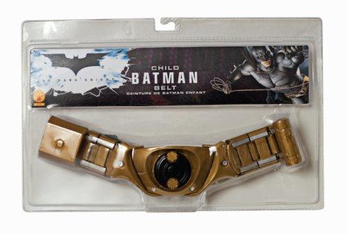 Batman The Dark Knight Costume Belt - Child