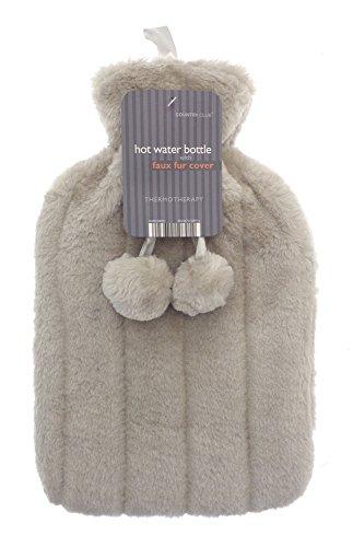 cryopaq-bouillotte-de-luxe-recouverte-de-fausse-fourrure-2-litres-couleur-vison-brun-clair
