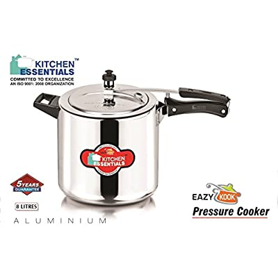 Kitchen Essentials Pressure Cooker 8 Litre