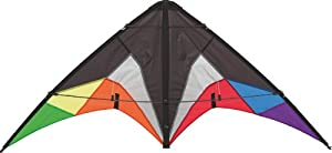 HQ Kites and Designs HQ Beach and Fun Sport Kite (Quickstep II Black Rainbow) at Sears.com
