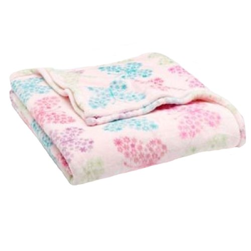 The Big One® Butterfly Plush Oversized Throw front-813672