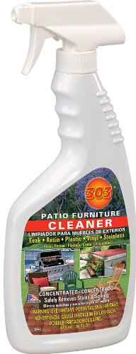 303 Products Patio Furniture Cleaner 16 oz New Free Shipping