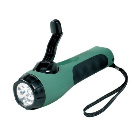 Cyba-lite Dynamo LED-Taschenlampe Dual-Light