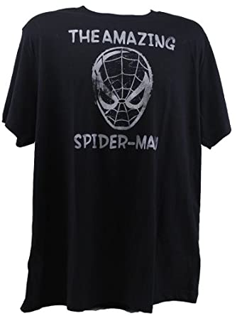 Rock Solid Shirts The Amazing Spiderman Vintage Style Men's Tee